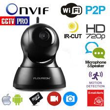 720P CCTV FUNK WLAN WIFI IP NETZWERK CAMERA AUßEN ÜBERWACHUNGSKAMERA TF Nachtsic
