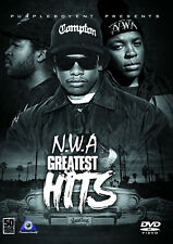 NWA EAZY E DR DRE ICE CUBE MUSIC VIDEOS HIP HOP RAP DVD STRAIGHT OUTTA COMPTON