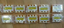 10 x GUITAR PITCH PIPES 6 tone E A D G B E Tuner Pipes Acoustic Strings NEW