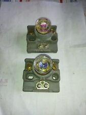 2 Vintage A Hamph Screw In Fuse Holder 0 30 Amp 125 Volt Part No 29650 1