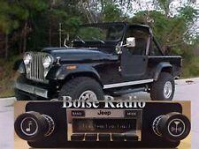 '81-86 Jeep CJ8 CJ-8 300 watt Bluetooth Stereo Radio Control USB Aux Input
