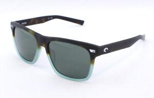 Costa Aransas ARA207OGGLP 580G Sunglasses - Matte Tide Pool/Gray