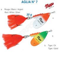 3 x leurre MEPPS Spinning Spinner Leurres Truite Saumon Brochet Bass Fishing Syclops 2 AGLIA