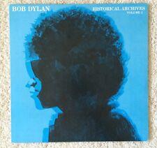 BOB DYLAN - HISTORICAL ARCIVES VOL 2 - ITALY - RARE VINYL LP TMOQ TMQ TAKRL
