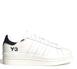 Adidas x Y-3 Hicho Core White Sneakers Shoes S42846 Size 7-12