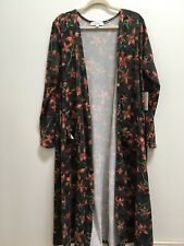 Lularoe Tropical Floral Sarah NWTS XL