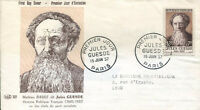 FRANCE FDC - 208 1113 1 JULES GUESDE - 15 6 1957