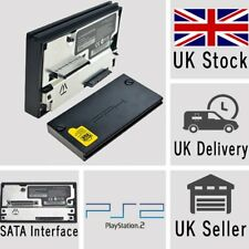 Sony PlayStation 2 PS2 SATA HD Hard Disk Drive Network Adaptor Adapter McBoot ob