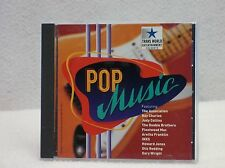 CD Pop Music - Various Artists-Doobie Brothers,Association,Fleetwood Mac & more