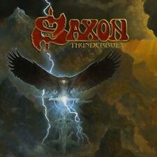 SAXON Thunderbolt LP Red Vinyl NEW 2018