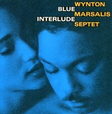 Blue Interlude - Wynton Marsalis (2007, CD NIEUW)