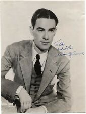 WILL OSBORNE - INSCRIBED PHOTOGRAPH SIGNED