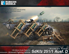 Rubicon Models: 280020 - German SdKfz 251/1 Ausf D STUKA ZU FUSS for Bolt Action