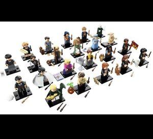 Lego Harry Potter Minifigures 71022 Set of 21