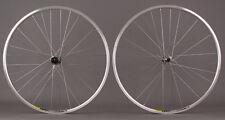Mavic Open Pro Silver Rims Shimano 5800 Hubs Road Bike Wheelset 8 9 10 11 Speed