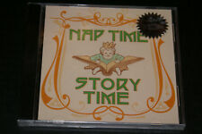 Nap Time Story Time CD Sealed New 2005 31 Minutes Infant Baby Baby Shower