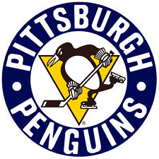 Pittsburgh Penguins NHL Color Die-Cut Decal / Car Sticker *Free Shipping