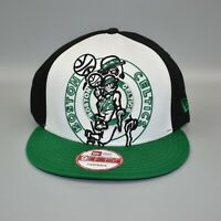 Boston Celtics New Era 9FIFTY NBA HWC Deluxe City Adjustable Snapback Cap Hat