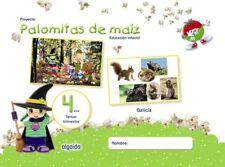 (18).PALOMITAS MAIZ 4 AÑOS 3ºTRIM.*GALICIA*. ENVÍO URGENTE (ESPAÑA)