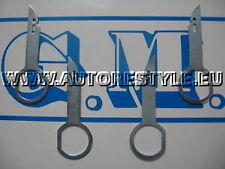 Chiavi Chiavette 4 Key rimuovere sgancio NAVIGATORE RADIO MERCEDES FORD PORSCHE