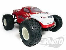 MONSTER TRUCK MT-10 BRUSHLESS RADIO 2.4GHZ BATTERIA LIPO 1:10 C. HI3198BL HIMOTO