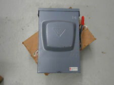 WADSWORTH 60 AMP. SAFETY SWITCH ( NEW ) RAIN PROOF