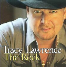 The Rock 2009 by Tracy Lawrence Ex-library . Disc Only/No Case