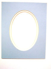 Oval Picture Mat In Craft Framing Mats Ebay