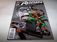 SIGNED MIKE WIERINGO ROBIN #39 DC 1ST PRINT BATMAN'S CRIME FIGHTING PARTNER