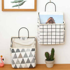 Wall Hanging Storage Bag Organizer Toys Container Decor Pocket Pouch Bag