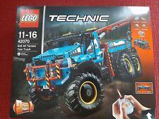 LEGO Technic Allrad-Abschleppwagen (42070), Komplett, Orginalverpackung