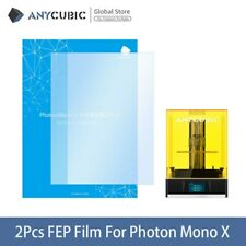 More details for  2pcs/lots fep film for anycubic photon mono x 240*165mm thickness 0.15mm
