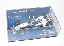 1/43 Williams BMW FW23  R.Schumacher San Marino GP 1st GP Win 2001
