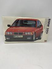 Hasegawa BMW 320i 1/24 Scale Model Kit #24014 - Sealed