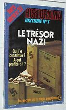 HISTORAMA TRESOR NAZI SCHWEND BERNHARD CICERON TOPLITZ OR FUNK MONUMENTS MEN