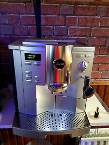 Jura Impressa S9 Bean to cup Coffee machine - Cappuccino