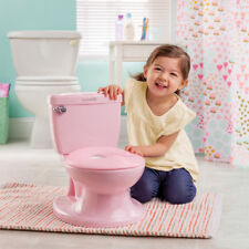 Summer Infant Potty Toilet Training Seat My Size Flush Sound Toddler GIRL PINK