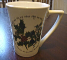 Portmeirion The Holly and the Ivy Mug NEW several available Combined Postage