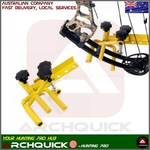 Archery Compound Bow Vise Archery Tool Hunting Target bow Accessories