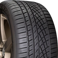 2 NEW 255/40-18 CONTINENTAL EXTREME CONTACT DWS06 40R R18 TIRES 32226