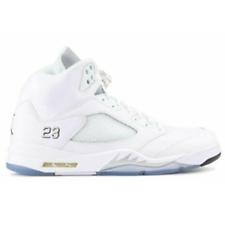 Jordan 5 Retro Metallic White 2015