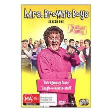 MRS BROWN'S BOYS - SEASON ONE  (DVD, 2-DISC SET) R-2,4,5, LIKE NEW, FREE POSTAGE