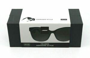 Bose - Frames Soprano Cat Eye Bluetooth Audio Sunglasses - Black - NEW SEALED