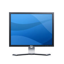 Dell UltraSharp 2007FP 51 cm (20 Zoll) 4:3 LCD Monitor - Silber/Schwarz-Silberra