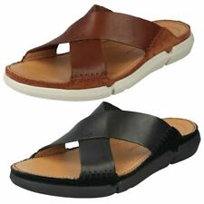 Clarks 100% Leather Slip On Shoes for Men