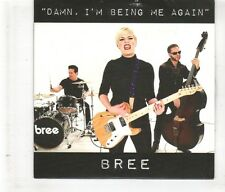 (HK954) Bree, Damn I'm Being Me Again - 2016 DJ CD