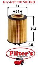 OIL Filter HOLDEN HOLDEN BARINA XC 1.4L Z14XEP 2001 - 2009 BTP
