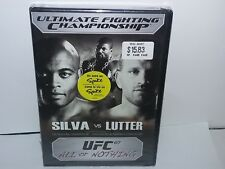 UFC 67: All or Nothing (DVD, Region 1, 2007) NEW - No Tax
