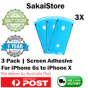 For iPhone 6S 7 8 Plus X XS XR 11 12 Pro MAX Waterproof Frame Seal Adhesive Glue