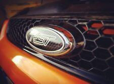 Ford Focus Mondeo Fiesta Ranger Smax Kuga Edge 3D Gelaufkleber Gelembleme